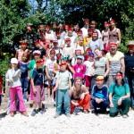 """Nyári """"Indián"""" gyermektábor Piliscsabán 2007"""