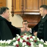 Harkai Ferenc Csaba lelkipásztor beiktatása 2012