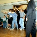 Ifjúsági Bibliakör előadása 1995
