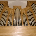 Az új orgona 2005.