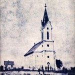 A legrégebbi felvétel Templomunkról